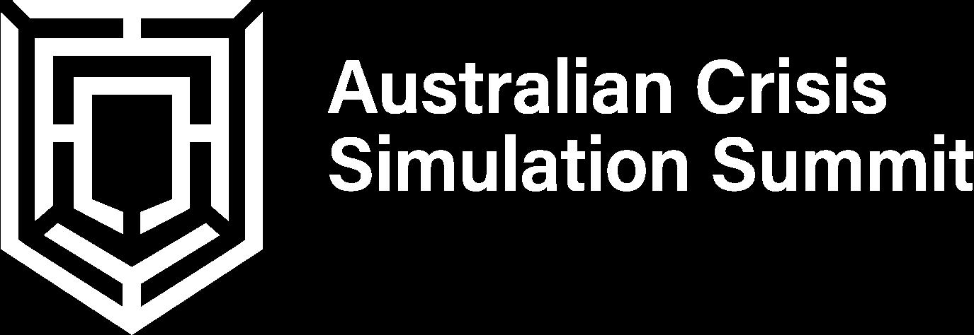 Australian Crisis Simulation Summit